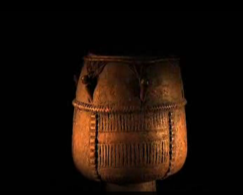 ancient drum
